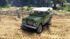 Land Rover Defender Green