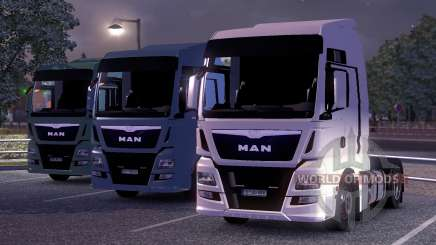MAN Euro 6 para Euro Truck Simulator 2