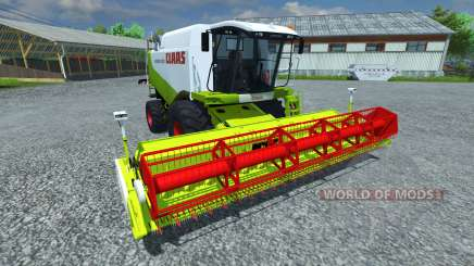 CLAAS Lexion 550 v1.5 para Farming Simulator 2013