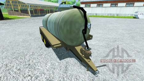 Progress HTS 100.27 para Farming Simulator 2013