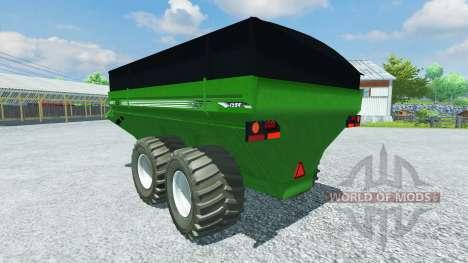 Brent Avalanche 1594 para Farming Simulator 2013