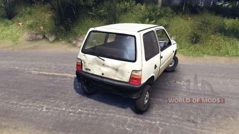 VAZ-1111 para Spin Tires