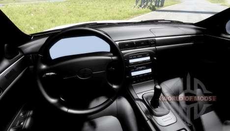 Lexus SC300 para BeamNG Drive