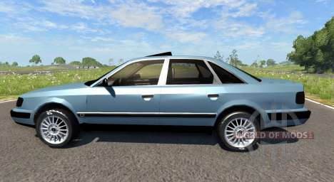 Audi 100 C4 1992 para BeamNG Drive