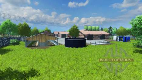 Forest para Farming Simulator 2013