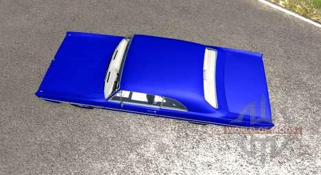 Plymouth Fury III 1969 para BeamNG Drive