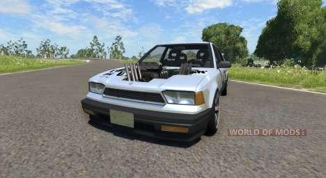 Ibishu Race Covet para BeamNG Drive