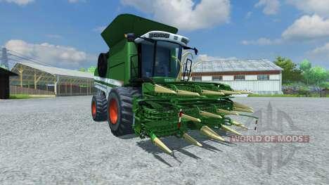Fendt 9460 R para Farming Simulator 2013