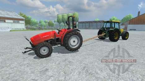 Cadena para Farming Simulator 2013