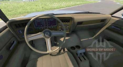 Bruckell Sunhawk DV para BeamNG Drive