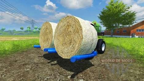 Ensilaje de paca Goweil para Farming Simulator 2013
