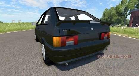 VAZ-2113 v3.0 para BeamNG Drive