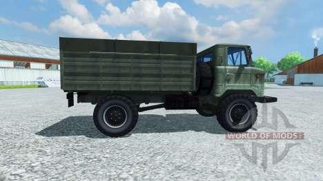 GAZ-66 para Farming Simulator 2013