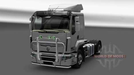 Calcomanías para Euro Truck Simulator 2
