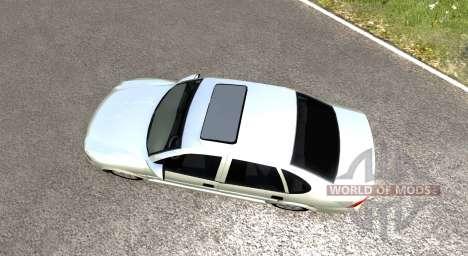 Opel Vectra B 2001 para BeamNG Drive