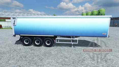 Kroeger Agroliner SRB35A para Farming Simulator 2013