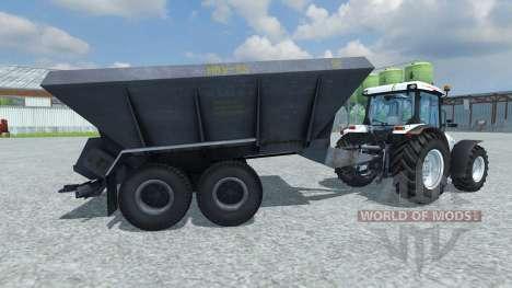 Esparcidor de fertilizante APF-8B para Farming Simulator 2013