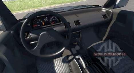 Mitsubishi Pajero 1993 para BeamNG Drive