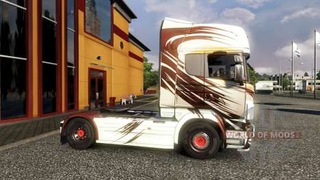 Color-Valcarenghi - camión Scania para Euro Truck Simulator 2