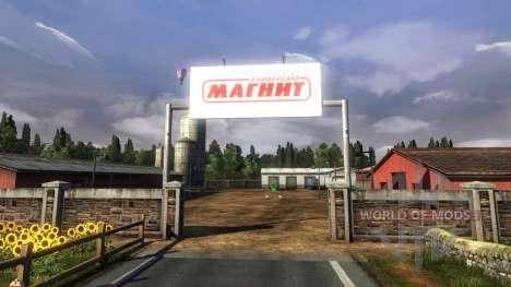 Semi-Magnet- para Euro Truck Simulator 2