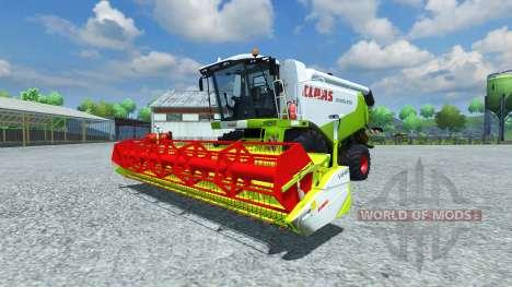 CLAAS Lexion 550 v2.5 para Farming Simulator 2013