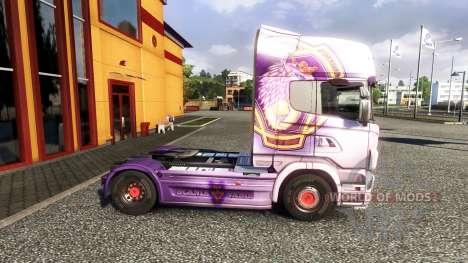 Color-R730 - camión Scania para Euro Truck Simulator 2
