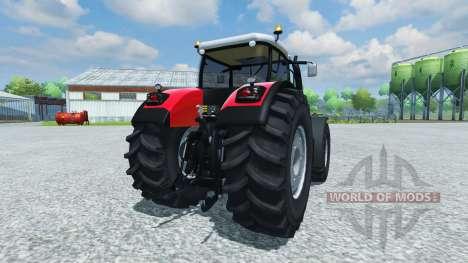 Massey Ferguson 8690 v2.1 para Farming Simulator 2013