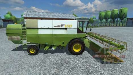 Fortschritt E517 para Farming Simulator 2013