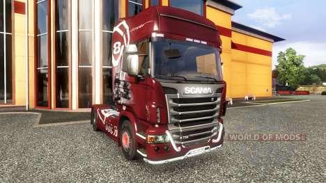 Color-R560 - camión Scania para Euro Truck Simulator 2