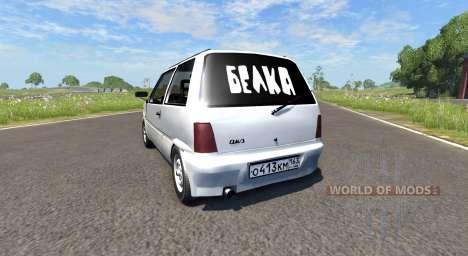VAZ-1111 Oka proteína para BeamNG Drive
