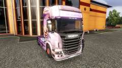 Color-R730 - camión Scania