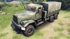 Nuevas texturas para las ruedas KrAZ-255