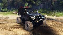 Jeep Wrangler Unlimited SID Nowhere