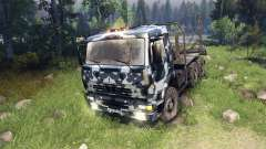 KamAZ-6520 camo v3