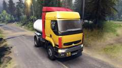 Renault Premium Yellow