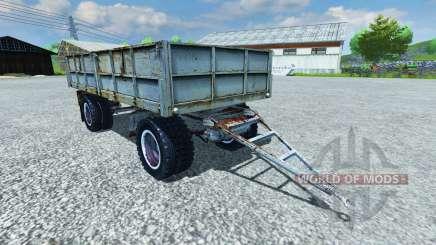 Autosan D83 para Farming Simulator 2013