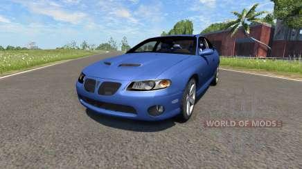 Pontiac GTO 2005 para BeamNG Drive