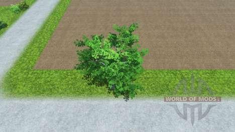Alojado árboles para Farming Simulator 2013