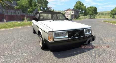 Volvo 242 Turbo Evolution para BeamNG Drive