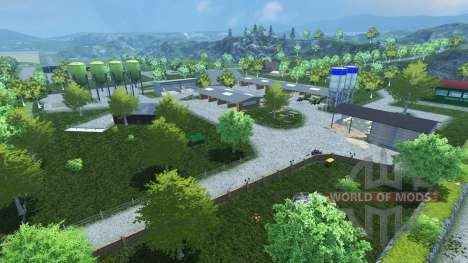 Friesenmap para Farming Simulator 2013