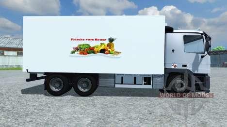 Camión Koffer para Farming Simulator 2013