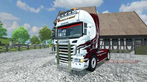 Scania R560 v3.0 para Farming Simulator 2013