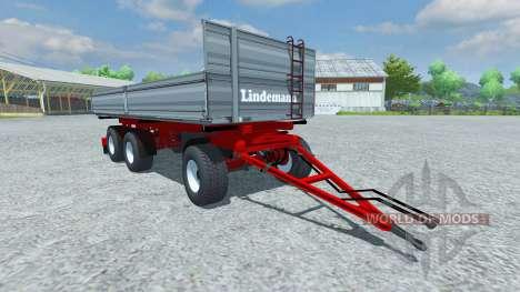 Trailer Reisch BKD3 240V v3.0 para Farming Simulator 2013