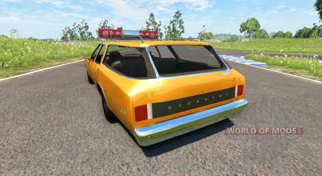 Bruckell Moonhawk Sedan & Station wagon para BeamNG Drive
