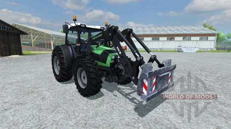 Dispositivo para la captura de Reaper para Farming Simulator 2013