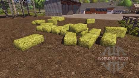 La compra de balas para Farming Simulator 2013