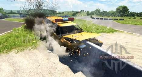 Bruckell Moonhawk Sedan & Station wagon para BeamNG Drive