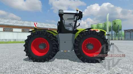 CLAAS Xerion 3800VC v2.0 para Farming Simulator 2013