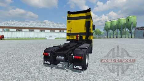 DAF XF 105 para Farming Simulator 2013