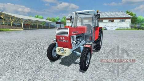 URSUS 1201 v2.0 Red para Farming Simulator 2013